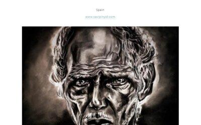Artistic presentation on the official website of the Barcelona International Art Fair