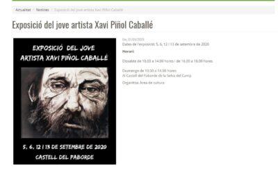 Publication in la Selva del Camp newspaper