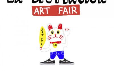 Madrid Art fair LA DISTINCIÓN