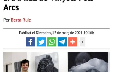 Publication in the RevistaCambrils.cat